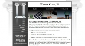 William Coppa, EA