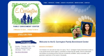 E. Carrington Family Enrichment Center