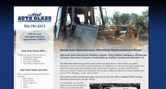 Abel Auto Glass Services